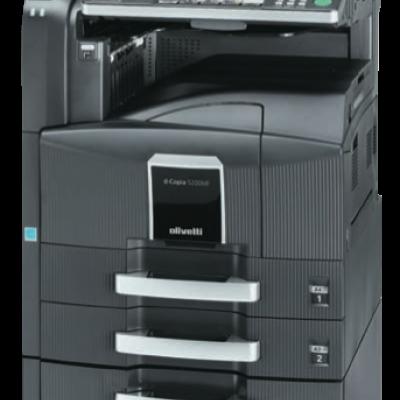 Une flexibilité maximum pour répondre aux besoins de productivités réelsCes modèles numériques multifonctions A3 possèdent une large gamme d'options qui permettent aux systèmes de s'adapter aux besoins spécifiques des entreprises, tout en réduisant le gaspillage et en optimisant la productivité