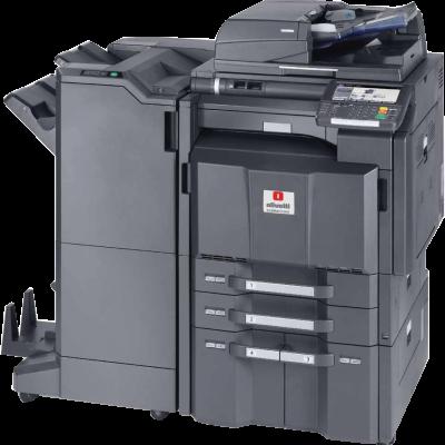 Dotées des ultimes avancées en termes de gestion du document, ces nouvelles solutions d'impression monochromes Olivetti apportent une réponse fiable, performante et écoresponsable aux groupes de travail qui recherchent productivité et simplicité.