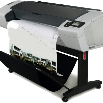 Une imprimante ePrinter grand format plug-and-play facile à utiliser